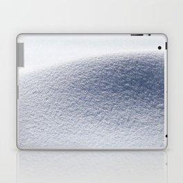 Snow minimalism Laptop & iPad Skin