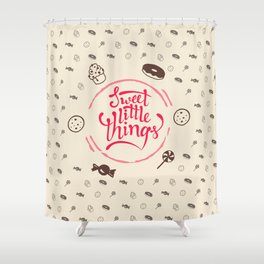 Sweet Little Things Shower Curtain
