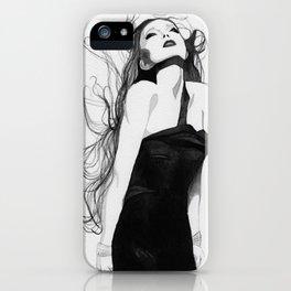 Lindsay iPhone Case
