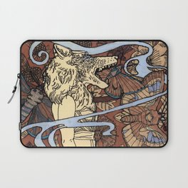 Strong and Weak Laptop Sleeve