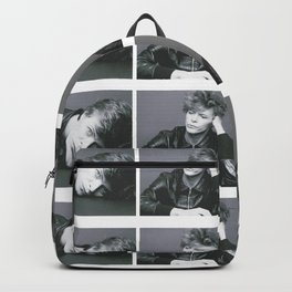 Monochrome Magnificence: Bowie Backpack