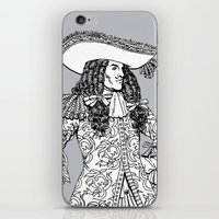 spanish iPhone & iPod Skins featuring Spanish Explorer by Tom Tierney Studios