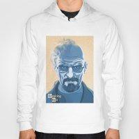 heisenberg Hoodies featuring Heisenberg by James Northcote