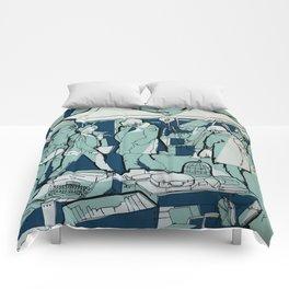 Dublin Flea market Comforters