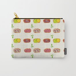 Vibrant Bread Carry-All Pouch