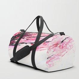 Cherry Tree Duffle Bag