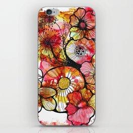Original Artwork: Rusty Garden iPhone Skin