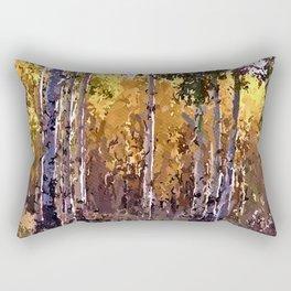 Kebler Pass Rectangular Pillow
