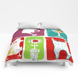 Summer & you & me... Comforters