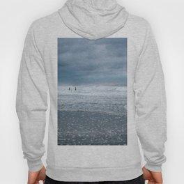 Cloudy Beach Morning Hoody