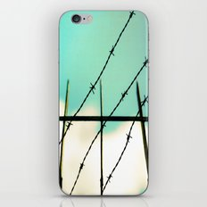 Barbed iPhone & iPod Skin