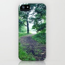 Lost woods iPhone Case