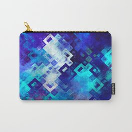 rectangle impressionism Carry-All Pouch