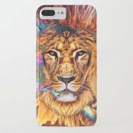 Iron...Like A Lion...In Zion iPhone Case