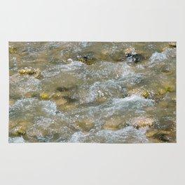 Run River Run II (Zion National Park, Utah) Rug