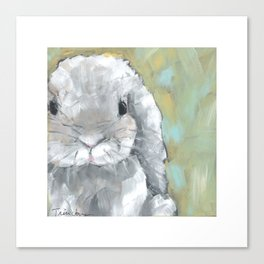 Flopsy the Bunny Canvas Print
