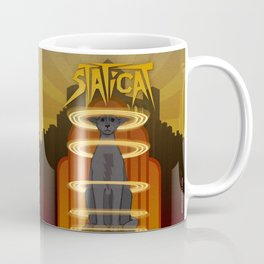 Staticat Coffee Mug