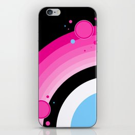 Look Sharp iPhone Skin