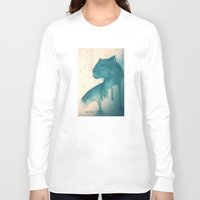 panther Long Sleeve T-shirts featuring Panther by elisacalderoni92