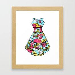 Let's Dance! Framed Art Print