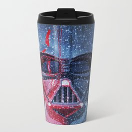 Darth Vader Storm Metal Travel Mug