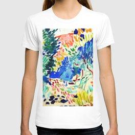 Henri Matisse Landscape at Collioure T-shirt