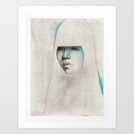 NaNoDrawMo 2012 - 13 Art Print