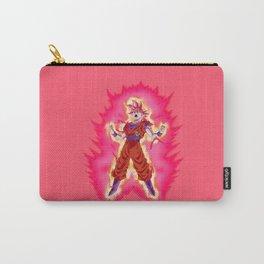 Amazing Super Saiyan Goku Cool Carry-All Pouch