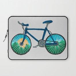 Bike Ride Laptop Sleeve