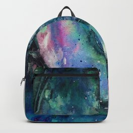 Nature Music No.1D by Kathy Morton Stanion Backpack