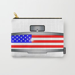 Driving Through America Carry-All Pouch
