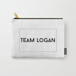 Team Logan Carry-All Pouch