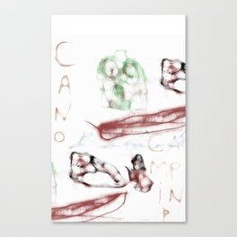 cano Canvas Print