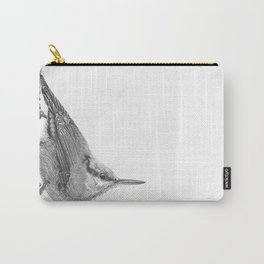 Friendly Nuthatch Carry-All Pouch