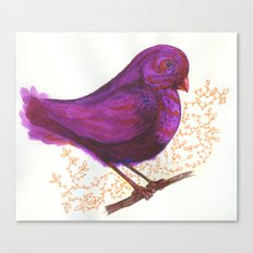 Dollar Store Dove Canvas Print