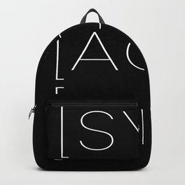 SYN ACK FIN IT Hacker Code Backpack