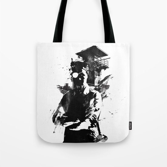 Once I was the govenor Tote Bag