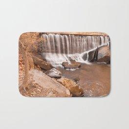 Rustic Rock Run Falls Bath Mat