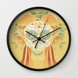 TEQUILA SMILE Wall Clock