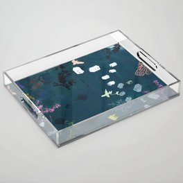 Destinations Acrylic Tray
