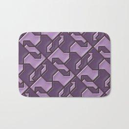 Geometrix 101 Bath Mat