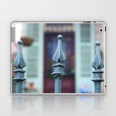 French Quarter Gate Laptop & iPad Skin