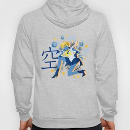 Soldier of the Heavens & Sky Hoody