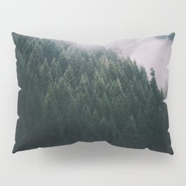 Forest Fog V Pillow Sham