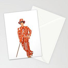 Lloyd Christmas Stationery Cards