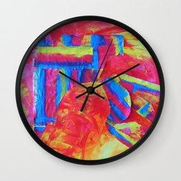Infra-Red Memories Wall Clock