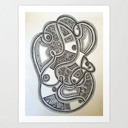 Traveler - NEW Art Print