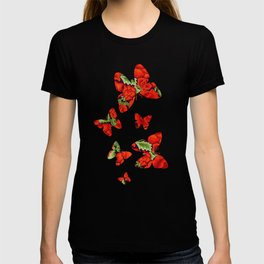 Rosas Rojas T-shirt