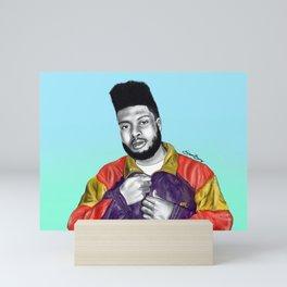 Khalid Mini Art Print