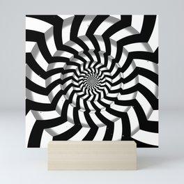 Twisting Mini Art Print